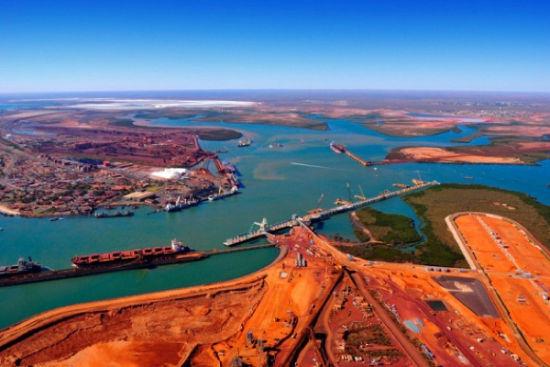 澳洲主要<em>港口罢工</em> 中国铁矿石或将遭遇供给冲